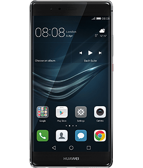 huawei p9 plus grey