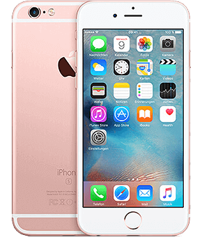 iphone 6s plus rosegold  1