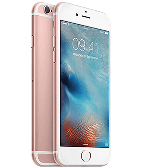 iphone 6s plus rosegold  2