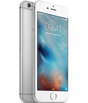 iphone 6s plus silver  2
