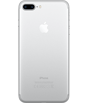 iphone 7 plus silver  1