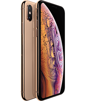 iphone xs gold  1