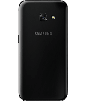 samsung galaxy a3 2017 black sky  1