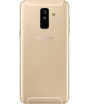 samsung galaxy a6 plus gold  1