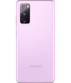 samsung galaxy s20 fe cloud lavender hinten 1