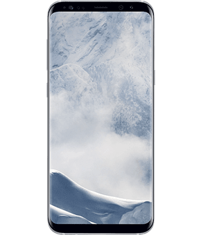 samsung galaxy s8 plus silver