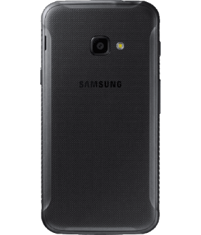 samsung galaxy xcover 4 black  1