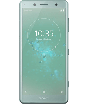 sony xperia xz2 compact moss green