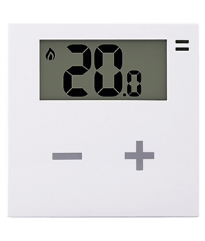 Bitron Video Wandthermostat